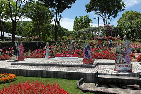 花フェスタ記念公園4